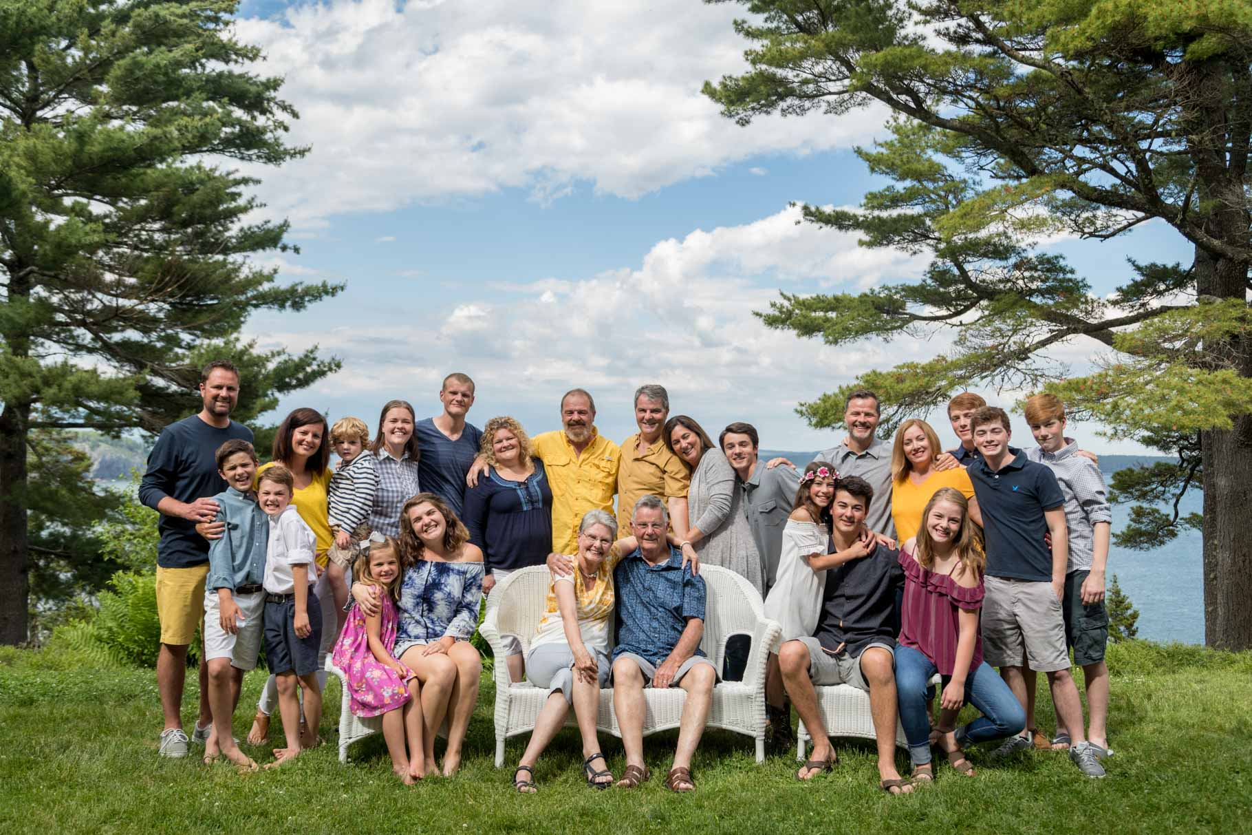Maine Family Portraits: What to wear - Rene Roy Photography, Inc